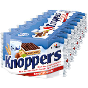 Knoppers巧克力威化